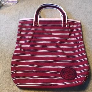 Red, white, and blue American Eagle Tote